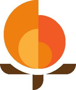 bootstrap logo campfire