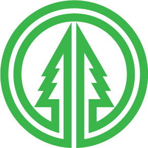 Green Tree Bootstrap Logos