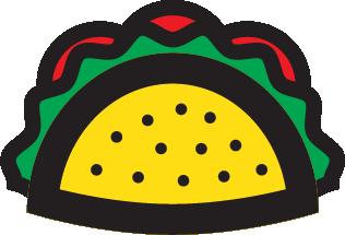 Taco Logo Bootstrap Logos