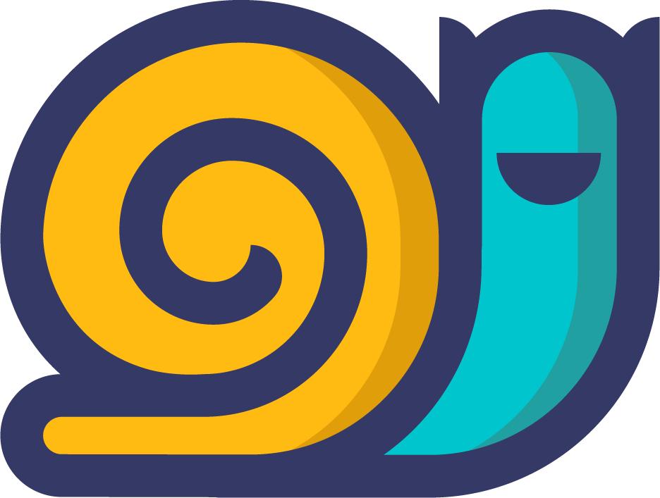Snail Logo Bootstrap Logos