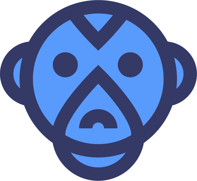 Monkey Logo Download - Bootstrap Logos