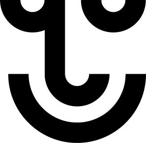 Smiling Face Logo - Bootstrap Logos